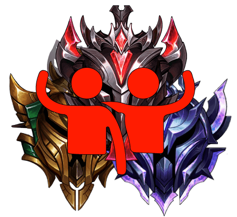 Duo league boost icon